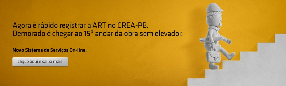 Registro a Art no CreaPB
